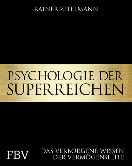 Rainer Zitelmann - Psychologie der Superreichen - Coverbild
